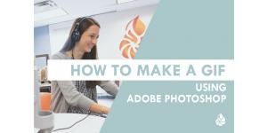 How to make a custom GIF using Photoshop