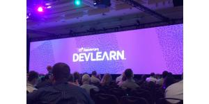 "Five ""A-ha"" Moments from DevLearn 2019"